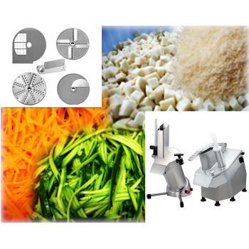 Dischi tagliamozzarella verdure