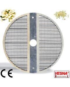Dischi per cubettare spessore da 8x8 a 24x24 mm x Chef Magnum TV Ø 330 Celme