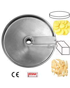 Disco per affettare 8 mm x tutti Chef Ø 205 Celme