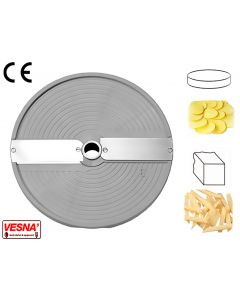Disco per affettare 6 mm x tutti Chef Ø 205 Celme