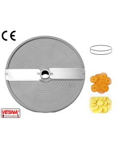 Disco per affettare taglio 3 mm x tutti modelli Chef Ø 205 Celme E3 AK