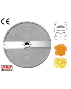 Dischi per affettare spessori taglio da 3 a 6 mm x Chef Ø 205 Celme