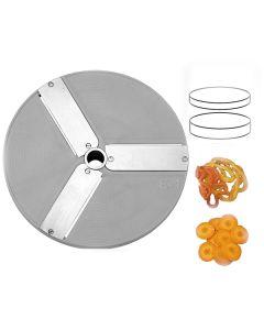 Disco per affettare taglio 2 mm x tutti i Chef Ø 205 Celme