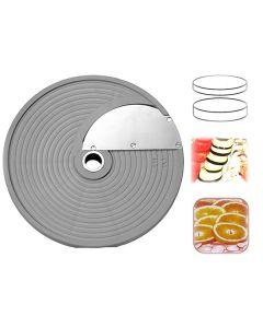 Disco per affettare taglio 5 mm x tutti i modelli Chef Ø 205 Celme