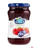 Confettura extra di frutti di bosco 350 g by Santa Rosa
