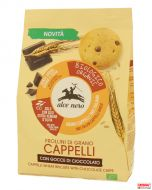 Frollini di grano Cappelli con gocce di cioccolato biologici Alce Nero